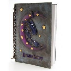 Diario dei Sogni con Drago e Luna