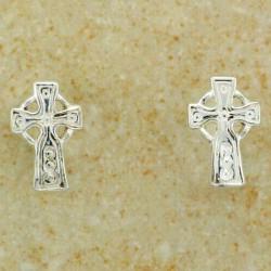 Orecchini Croce Celtica 2