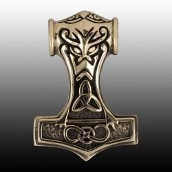 Ciondolo Martello di Thor - Mjolnir in Bronzo
