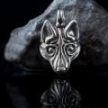 viking wolf head