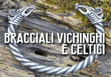 Bracciali Vichinghi e Celtici