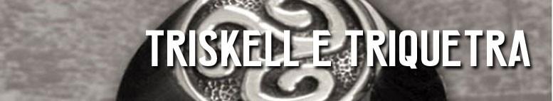 triskell e triquetra, simboli celtici