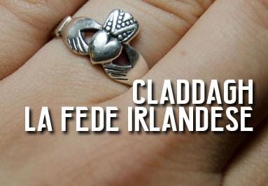 Claddagh, la fede irlandese